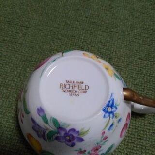 リッチフィールドコーヒーカップ