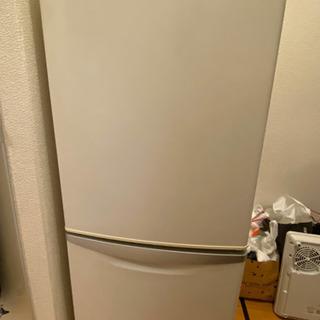 【無料】冷蔵庫(National NR-B142J)