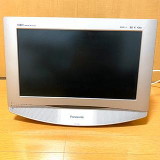 Panasonic製 地上デジタルハイビジョン液晶テレビ