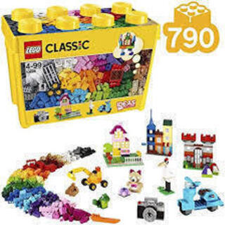 レゴ (LEGO) クラシック 黄色のアイデアボックス スペシャ...