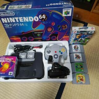 Nintendo64 セット