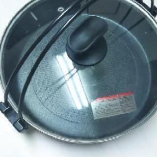 IHすき焼き鍋26cm