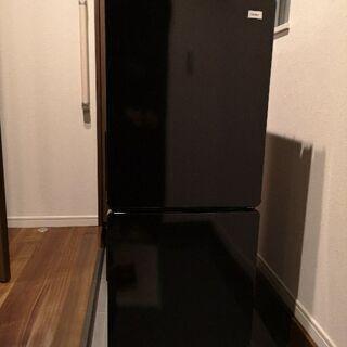 ハイアール冷蔵冷凍倉庫2019年式148l