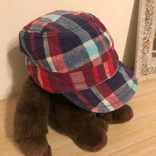リバーシブル帽子 52cm ジャンクストアー