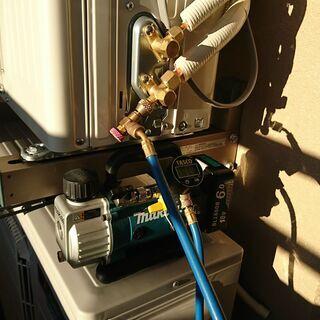 『結構お安い』エアコン、住宅電気工事を承り中!