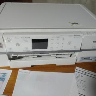 エプソン 複合機 EP-803AW 年賀状印刷に