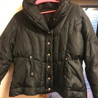 黒Lサイズ ダウンジャケット