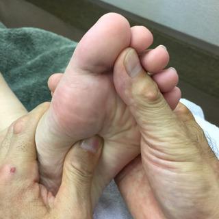 素晴らしきかな、足もみ。