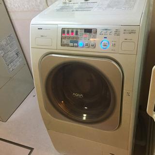 全自動ドラム式洗濯機 引取限定!