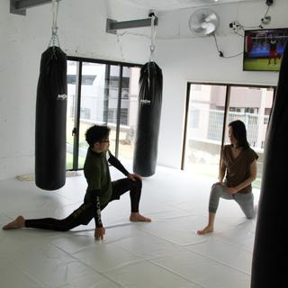 初心者や女性でも安心して始められる博多駅前のキックボクシングジム