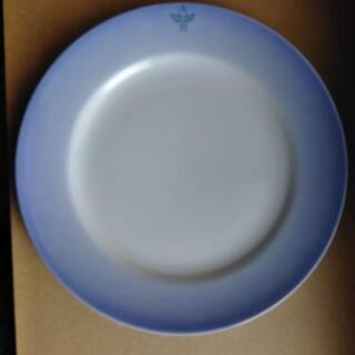中古 森永製菓の皿