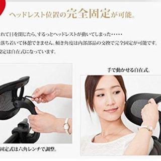 アーロンチェア専用 ヘッドレスト 購入時15800円 極美品