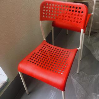 \\IKEAの椅子2脚差し上げます//