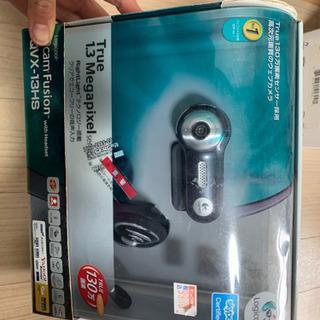プリンタ ウェブカメラ