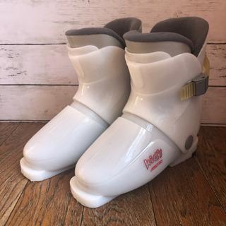 【引越し大処分❗️】子供用のスキーブーツ 21cmくらい
