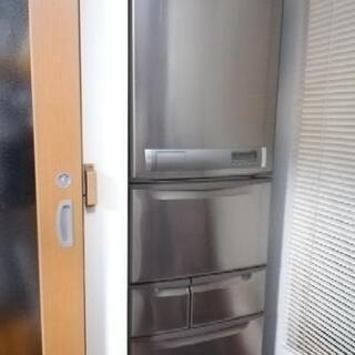 【無料】東芝冷凍冷蔵庫GR-NF424YK[業者様も大歓迎]の画像