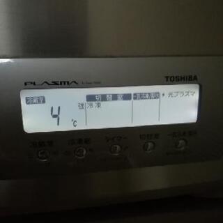【無料】東芝冷凍冷蔵庫GR-NF424YK[業者様も大歓迎] - 家電