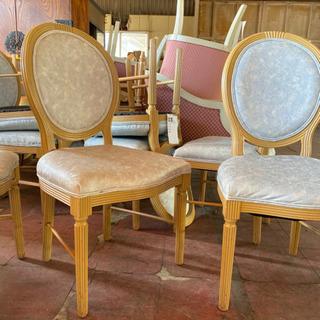 業務用 木製チェア ヨーロッパ調 高級リゾートホテル用