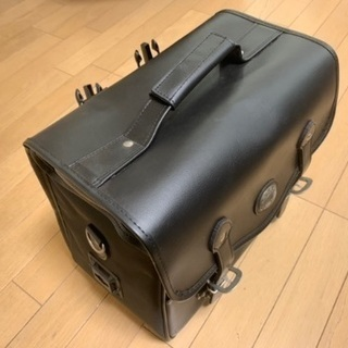 バイク用品 サイドバッグ【南海部品 RD-102】