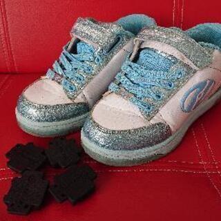 ローラシューズ靴21cm