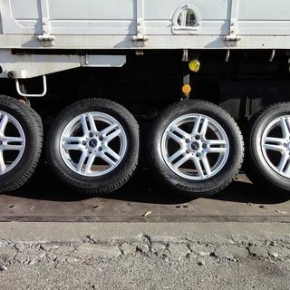 スタッドレス アルミホイール+タイヤ 195/65R15 4本セット