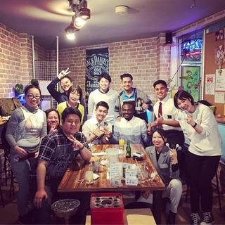 【世界中に友達を作ろう!】外国人と英語で夕飯食べたり遊びに出かける国際交流グループ World Treasure Family - その他