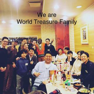 【世界中に友達を作ろう!】外国人と英語で夕飯食べたり遊びに出かける国際交流グループ World Treasure Family − 千葉県