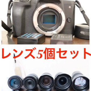 カメラ canon kissM