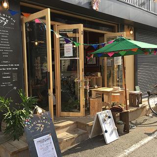 INARI GLEAN cafe and bar/イナリグリーン...