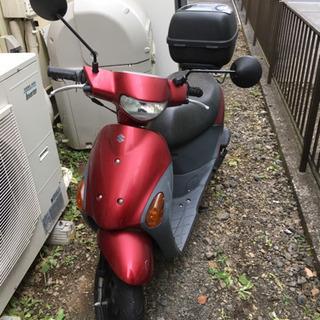 原付バイク差し上げます。