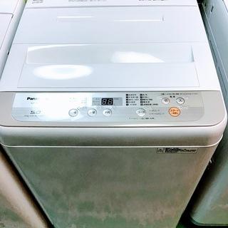 【送料無料・設置無料サービス有り】洗濯機 2018年製 Pana...
