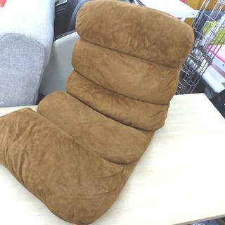 アイリスオーヤマ 座椅子 ブラウン ¥1,500-