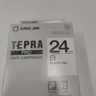 テプラプロ テープカートリッジ 24mm