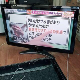 Panasonic32型液晶テレビ2010年式動作品!