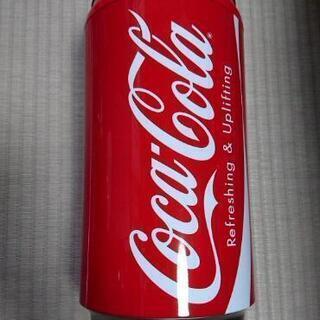 コカ・コーラ ビッグ缶 小物入れ インテリア