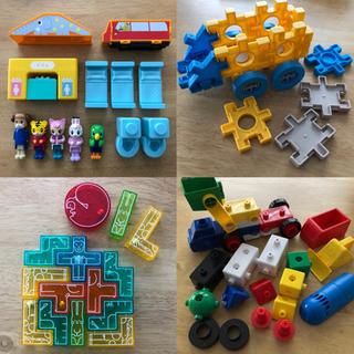 Benesse こどもちゃれんじ 玩具 ブロックなど