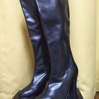 【値下げ】厚底ブーツ12.5cm