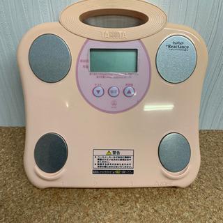 TANITA 体脂肪計付ヘルスメーター  BF-801