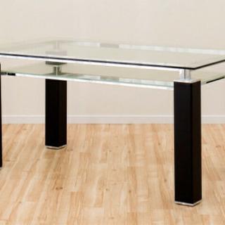 ニトリ ガラスダイニングテーブル