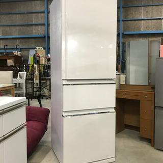 2017年製 右開き3ドア 三菱 ノンフロン冷凍冷蔵庫 MR-C...