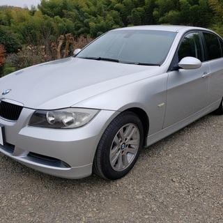 BMW★3シリーズ320i黒革シート エンジン調子良し!足…