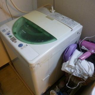 全自動洗濯機 4.2kg