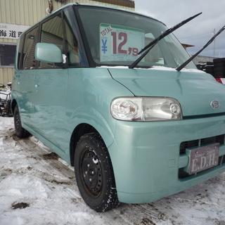 DAIHATSU  TANTO  4WD