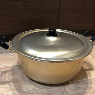アルミ鍋(中古) 32cm