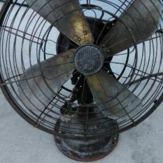 アンティーク(ジャンク品)三菱扇風機