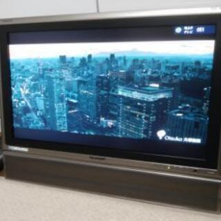 SHARPアクオス液晶テレビ