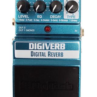 【Digitech】DIGIVERB