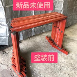 見ないと損✳️新品未使用✳️作業台✳️植木台✳️様々な使い道✳️