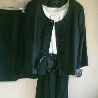 21ABR88・3点スーツ(ジャケット・ワンピース・スカート)