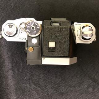 Nikon F フォトミック 中期型
